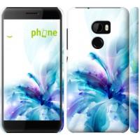 Чехол для HTC One X10 цветок 2265m-995