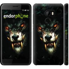 Чехол для HTC One X10 Дьявольский волк 833m-995