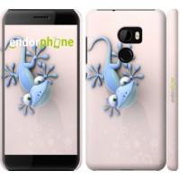 Чехол для HTC One X10 Гекончик 1094m-995