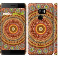 Чехол для HTC One X10 Индийский узор 2860m-995