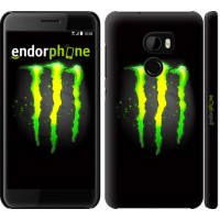 Чехол для HTC One X10 Monster energy 821m-995