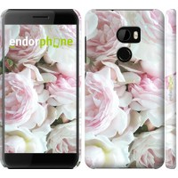 Чехол для HTC One X10 Пионы v2 2706m-995