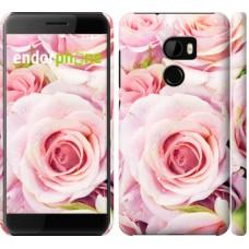 Чехол для HTC One X10 Розы 525m-995