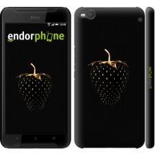 Чехол для HTC One X9 Черная клубника 3585m-783