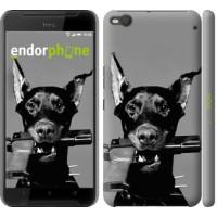 Чехол для HTC One X9 Доберман 2745m-783