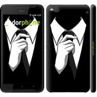 Чехол для HTC One X9 Галстук 2975m-783