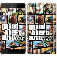 Чехол для HTC One X9 GTA 5. Collage 630m-783