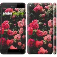 Чехол для HTC One X9 Куст с розами 2729m-783