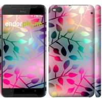 Чехол для HTC One X9 Листья 2235m-783