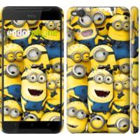 Чехол для HTC One X9 Миньоны 8 860m-783