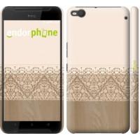 Чехол для HTC One X9 Нежный узор 3360m-783