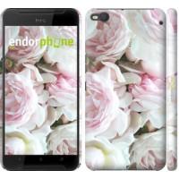 Чехол для HTC One X9 Пионы v2 2706m-783