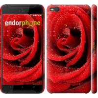Чехол для HTC One X9 Красная роза 529m-783