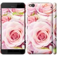 Чехол для HTC One X9 Розы 525m-783