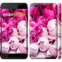 Чехол для HTC One X9 Розовые пионы 2747m-783