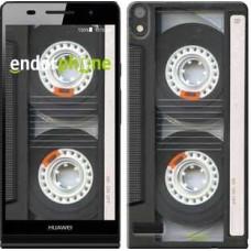Чехол для Huawei Ascend P6 Кассета 876c-39
