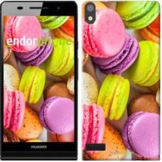 Чехол для Huawei Ascend P6 Макаруны 2995c-39