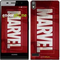 Чехол для Huawei Ascend P6 Marvel 2752c-39