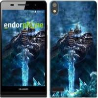Чехол для Huawei Ascend P6 World of Warcraft. King 644c-39