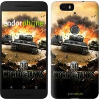 Чехол для Huawei Nexus 6P World of tanks v1 834c-148