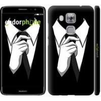 Чехол дя Huawei Nova Plus Галстук 2975m-961