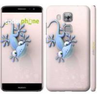 Чехол дя Huawei Nova Plus Гекончик 1094m-961