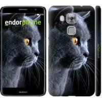 Чехол дя Huawei Nova Plus Красивый кот 3038m-961