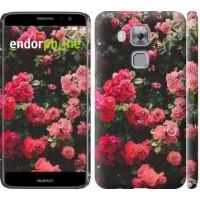 Чехол дя Huawei Nova Plus Куст с розами 2729m-961