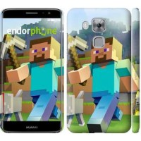 Чехол дя Huawei Nova Plus Minecraft 4 2944m-961