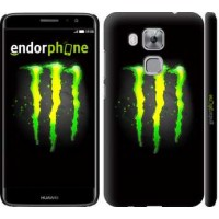 Чехол дя Huawei Nova Plus Monster energy 821m-961