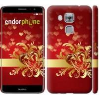 Чехол дя Huawei Nova Plus Ажурные сердца 734m-961