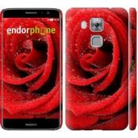 Чехол дя Huawei Nova Plus Красная роза 529m-961
