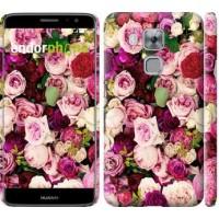 Чехол дя Huawei Nova Plus Розы и пионы 2875m-961