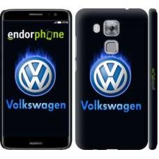 Чехол дя Huawei Nova Plus Volkswagen. Fire logo 3141m-961