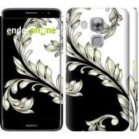 Чехол дя Huawei Nova Plus White and black 1 2805m-961