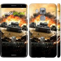 Чехол дя Huawei Nova Plus World of tanks v1 834m-961