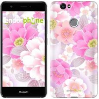 Чехол для Huawei Nova Цвет яблони 2225m-439