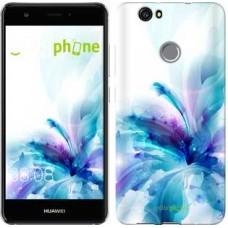 Чехол для Huawei Nova цветок 2265m-439