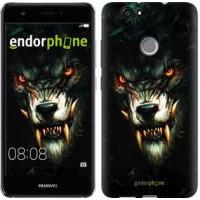 Чехол для Huawei Nova Дьявольский волк 833m-439