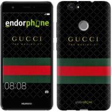 Чехол для Huawei Nova Gucci 1 451m-439