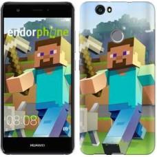 Чехол для Huawei Nova Minecraft 4 2944m-439