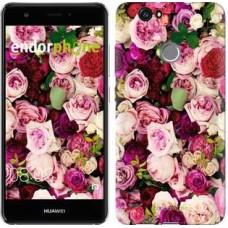 Чехол для Huawei Nova Розы и пионы 2875m-439