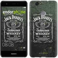 Чехол для Huawei Nova Whiskey Jack Daniels 822m-439