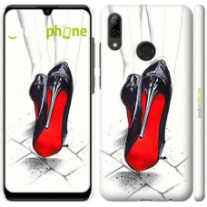 Чехол для Huawei P Smart 2019 Devil Wears Louboutin 2834m-1634