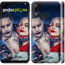 Чехол для Huawei P Smart 2019 Джокер и Харли Квинн 3802m-1634