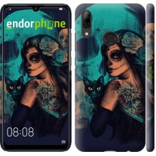 Чехол для Huawei P Smart 2019 Fantasy girl 4133m-1634