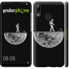 Чехол для Huawei P Smart 2019 Moon in dark 4176m-1634