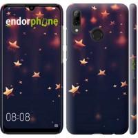 Чехол для Huawei P Smart 2019 Падающие звезды 3974m-1634