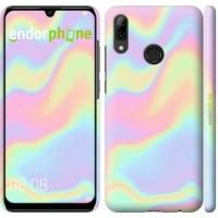 Чехол для Huawei P Smart 2019 пастель 3855m-1634