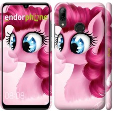 Чехол для Huawei P Smart 2019 Pinkie Pie v3 3549m-1634